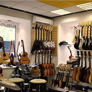 Музыкальные магазины Белокурихи