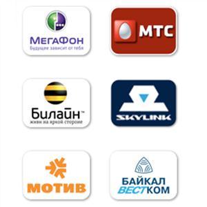 Операторы сотовой связи Белокурихи