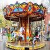 Парки культуры и отдыха в Белокурихе