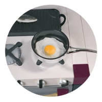 Ручьи Удачи - иконка «кухня» в Белокурихе
